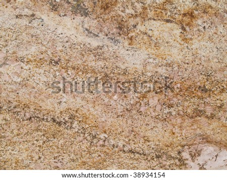 Marble texture in shades of tan, pink, brown and gray. - stock photo