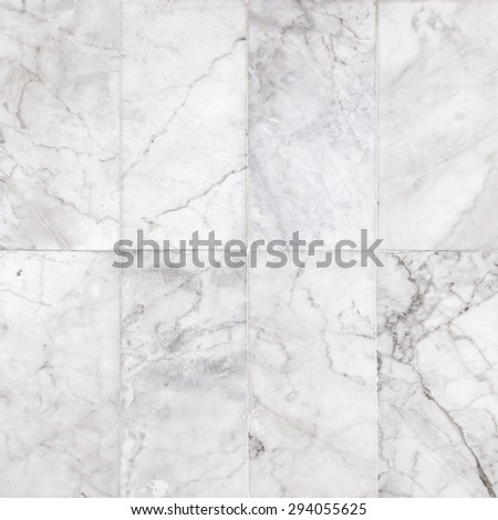 marble tiled floor background - stock photo