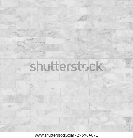 Marble wall seamless (tile,flooring) texture, detailed structure of marble in natural patterned black and white (gray)  for background and design. - stock photo