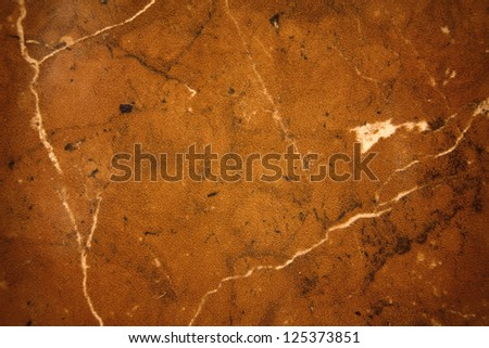 Marble wall texture - stock photo