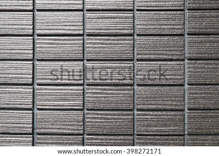 Marble wall texture and background - stock photo