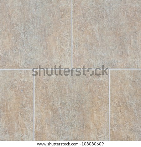 Marble Wall Tile Laid In A Brick Pattern, Ideal As A Background - stock photo