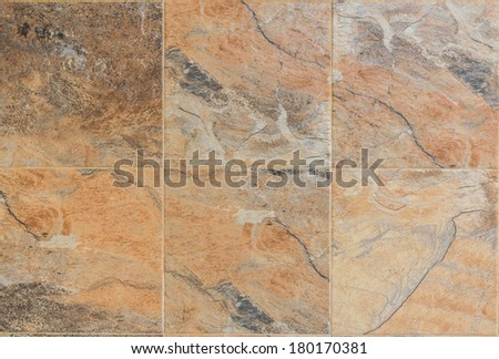 Marble with natural pattern. Natural marble. - stock photo