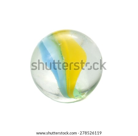 marbles color - stock photo