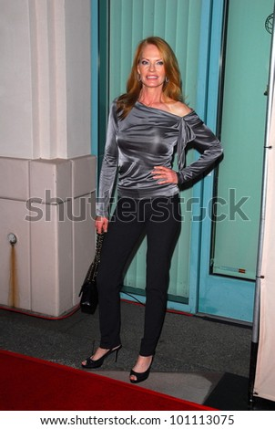 "Marg Helgenberger at the Academy of Television Arts and Sciences ""Primetime TV Crimefighters"" evening, Leonard H. Goldenson Theater, North Hollywood, CA. 11-01-10"
