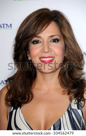 Maria Canals-Barrera at Disney's 'A Summer Soiree - The Magic of Mentoring'. Beverly Wilshire Hotel, Beverly Hills, CA. 07-24-09