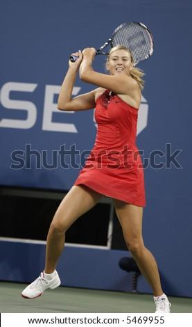 Maria Sharapova - stock photo