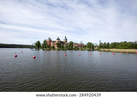 Mariefred Gripsholm Castle