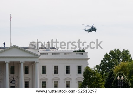 marine one the official helicopter of the president of the united states of america