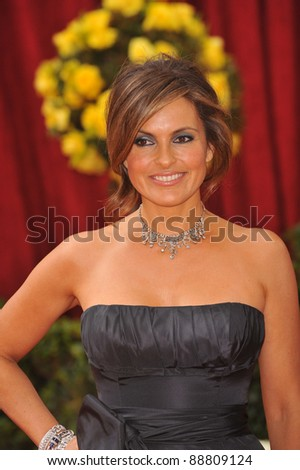 Mariska Hargitay at the 82nd Annual Academy Awards at the Kodak Theatre, Hollywood. March 7, 2010  Los Angeles, CA Picture: Paul Smith / Featureflash
