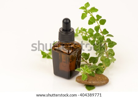 Marjoram, Sweet, Marjoram Sweet Essential Oil: helps relieve stress and anxiety. , Relaxes the nervous system and the treatment of major depressive disorder (Aromachology and Holistic Aromatherapy).