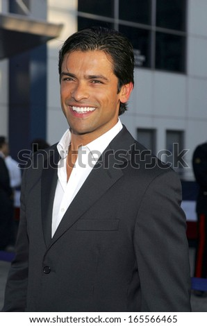 Mark Consuelos at The Great Raid New York Premiere, The USS Intrepid Sea, Air & Space Museum, Pier 86, New York, NY, August 10, 2005
