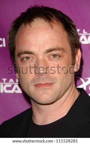 "Mark Sheppard at ""An Evening with Battlestar Galactica"". Arclight Cinerama Dome, Hollywood, CA. 06-06-07"