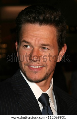 "Mark Wahlberg at the Los Angeles Premiere of ""Shooter"". Mann Village Theatre, Westwood, CA. 03-08-07"