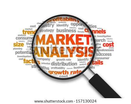 Market Analysis Stock Illustration   Shutterstock