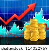 Market Wealth - stock photo