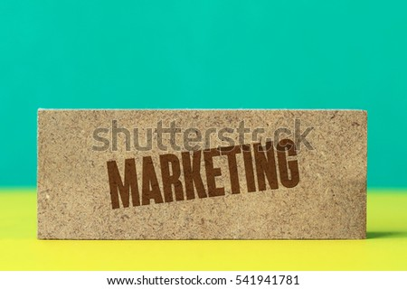 Marketing, Business Concept