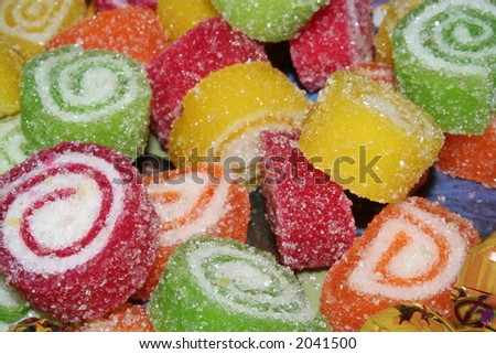 marmalade - stock photo