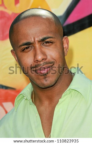 Marques Houston at the 2007 Teen Choice Awards. Gibson Amphitheater, Universal City, CA. 08-26-07 - stock photo