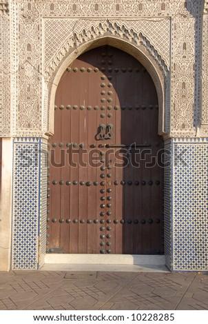 Marrakech, Morocco - stock photo