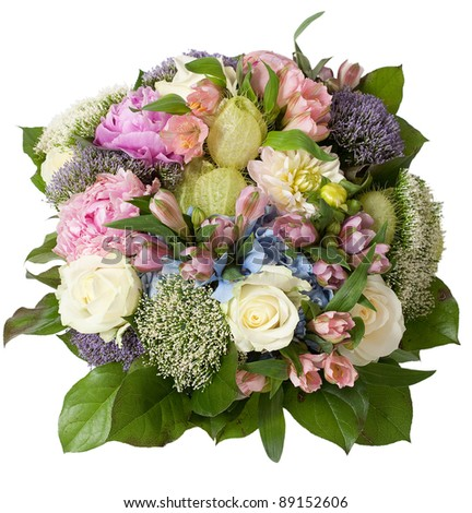 Marriage bouquet 2