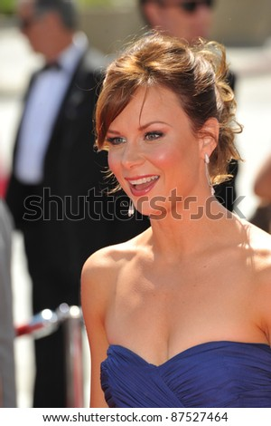 Mary Lynn Rajskub at the 2009 Creative Arts Emmy Awards at the Nokia Theatre L.A. Live in Downtown Los Angeles. September 12, 2009  Los Angeles, CA Picture: Paul Smith / Featureflash