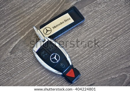 Key fob stock photos royalty free images vectors for Mercedes benz key fob