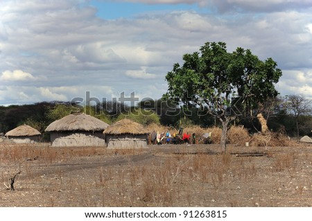 Masai village Tanzania: Many Maasai tribes throughout Tanzania and Kenya welcome visits to their village to experience their culture, traditions, and lifestyle.