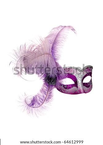 mask isolated - stock photo