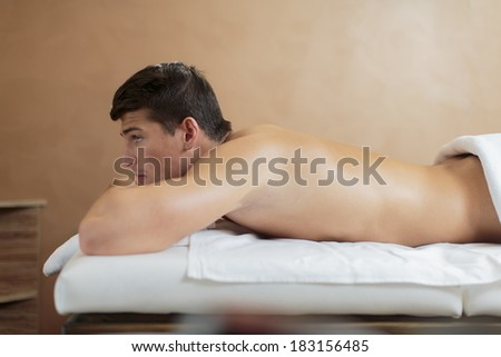 Massage - stock photo