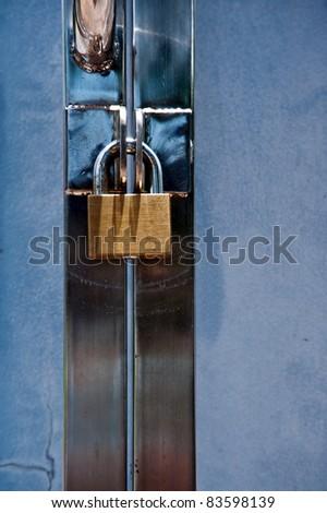 master key - stock photo