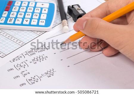 Homework help maths equations