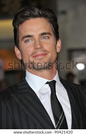 "Matt Bomer at the Los Angeles premiere of his new movie ""In Time"" at the Regency Village Theatre, Westwood. October 20, 2011  Los Angeles, CA Picture: Paul Smith / Featureflash"
