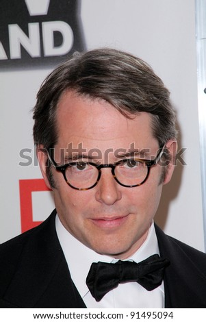 Matthew Broderick at AFI's 39th Annual Achievement Award Honoring Morgan Freeman, Sony Pictures Studios, Culver City, CA. 06-09-11