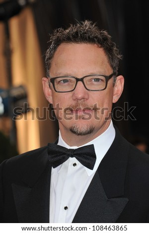 Matthew Lillard at the 84th Annual Academy Awards at the Hollywood & Highland Theatre, Hollywood. February 26, 2012  Los Angeles, CA Picture: Paul Smith / Featureflash