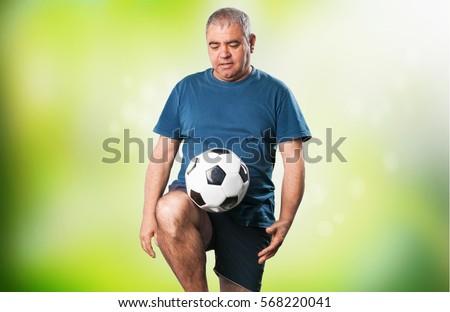 Mature Soccer