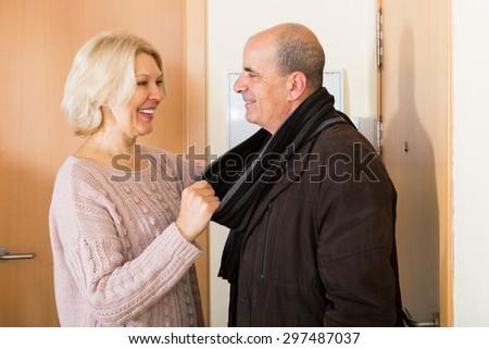Older wife fuck young men