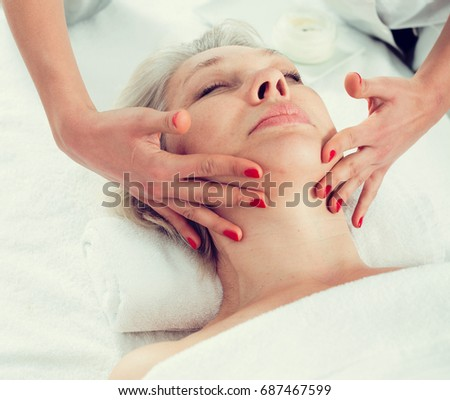 facial massage after facial surgery
