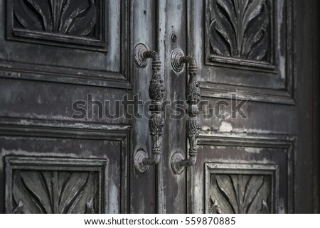Mausoleum doors & Mausoleum Doors Stock Photo 559870885 - Shutterstock