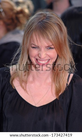 "MAY 9, 2007 - BERLIN: Simone Hanselmann at the German premiere of the movie ""Black Book"", Zoo Palast, Berlin-Charlottenburg."
