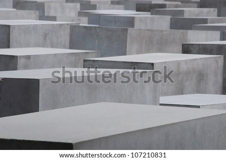 maze berlin - stock photo