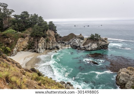 Monterey ca stock images royalty free images vectors for Big sur fishing