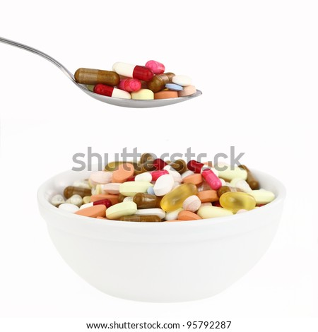 Meal of pills