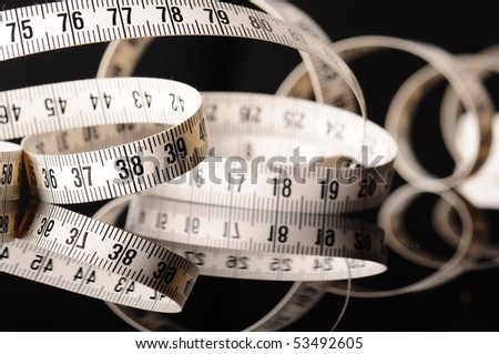 measure - stock photo