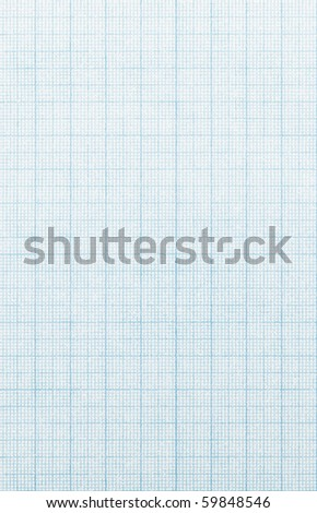 Measurement grid scale paper background. - stock photo