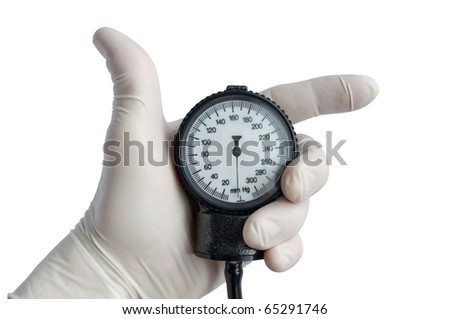 Measuring device - stock photo