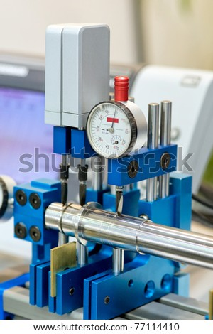 Measuring instrument - stock photo
