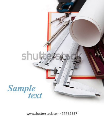 measuring instrument - stock photo