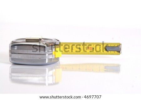 measuring tool - stock photo