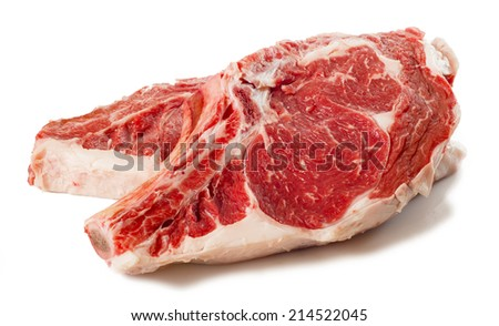 Meat pieces